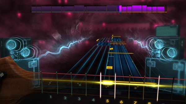 "Скриншот №3 к Rocksmith® 2014 Edition – Remastered – Sevendust - ""Black"""
