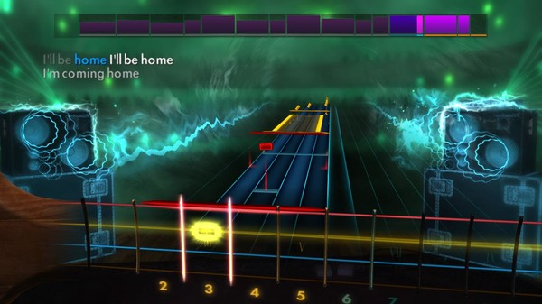 "Скриншот №5 к Rocksmith® 2014 Edition – Remastered – Melissa Etheridge - ""Come to My Window"""