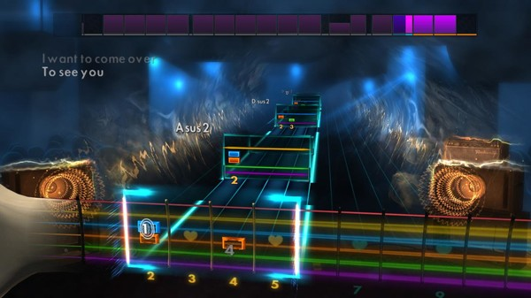 "Скриншот №3 к Rocksmith® 2014 Edition – Remastered – Melissa Etheridge - ""I Want to Come Over"""