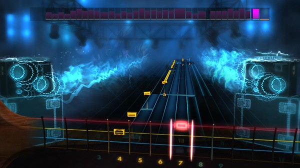 "Скриншот №1 к Rocksmith® 2014 Edition – Remastered – Melissa Etheridge - ""I Want to Come Over"""