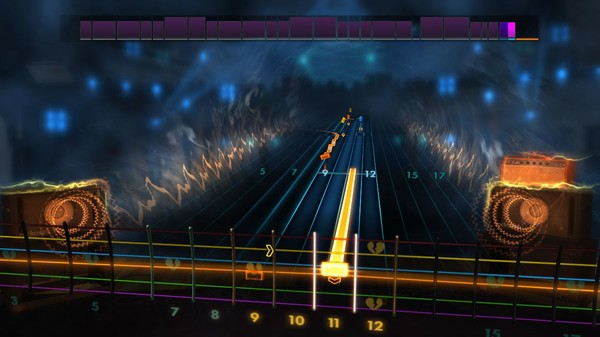 "Скриншот №2 к Rocksmith® 2014 Edition – Remastered – Melissa Etheridge - ""I Want to Come Over"""