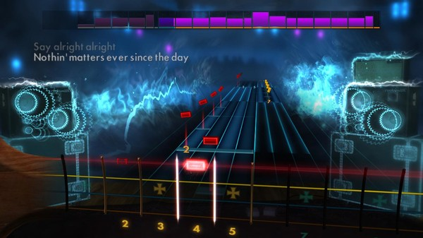 Скриншот №2 к Rocksmith® 2014 Edition – Remastered – SixxA.M. Song Pack