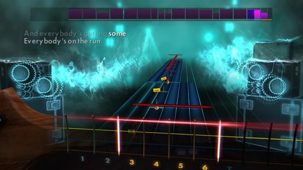 Скриншот №3 к Rocksmith® 2014 Edition – Remastered – SixxA.M. Song Pack