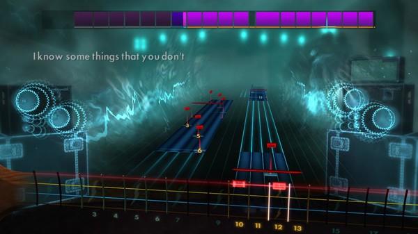 Скриншот №5 к Rocksmith® 2014 Edition – Remastered – SixxA.M. Song Pack
