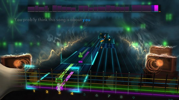 "Скриншот №1 к Rocksmith® 2014 Edition – Remastered – Carly Simon - ""Youre So Vain"""