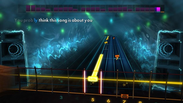 "Скриншот №4 к Rocksmith® 2014 Edition – Remastered – Carly Simon - ""Youre So Vain"""