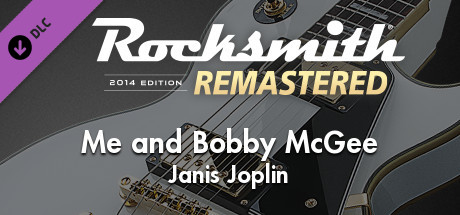 """Rocksmith® 2014 Edition – Remastered – Janis Joplin – """"Me and Bobby McGee"""""""