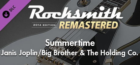 """Rocksmith® 2014 Edition – Remastered – Janis JoplinBig Brother  The Holding Co. – """"Summertime"""""""