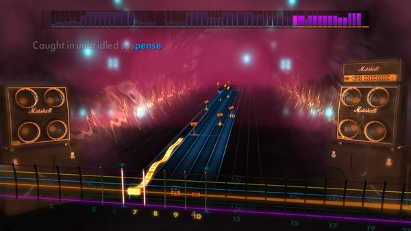 "Скриншот №1 к Rocksmith® 2014 Edition – Remastered – Opeth - ""Blackwater Park"""