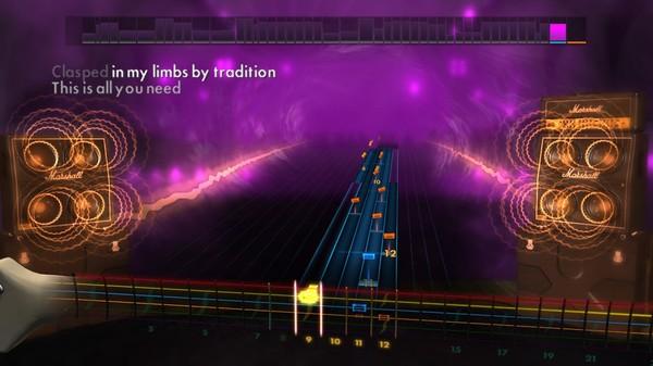 "Скриншот №1 к Rocksmith® 2014 Edition – Remastered – Opeth - ""Bleak"""
