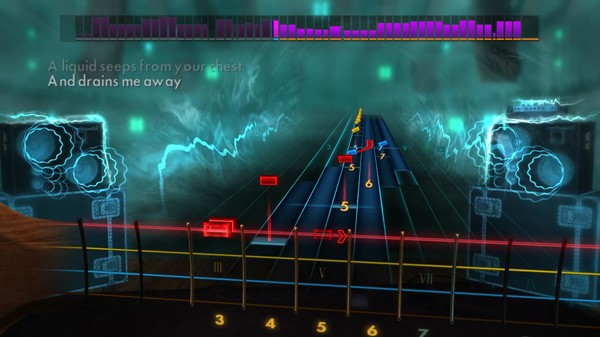 "Скриншот №5 к Rocksmith® 2014 Edition – Remastered – Opeth - ""Bleak"""