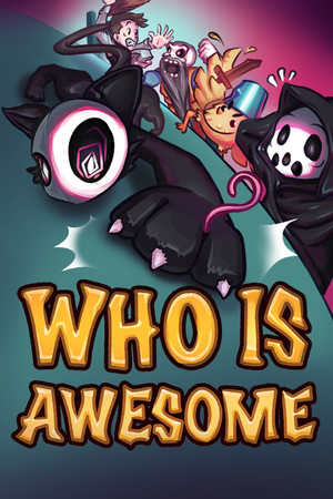 WHO IS AWESOME poster image on Steam Backlog