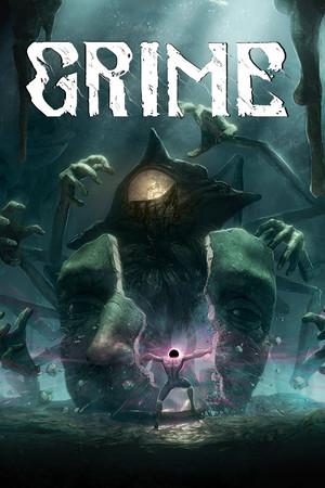 GRIME poster image on Steam Backlog