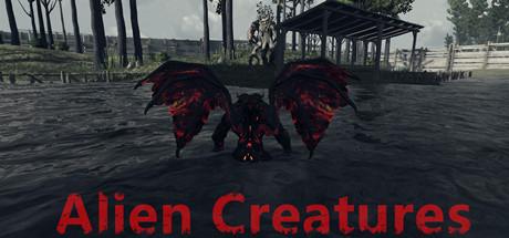Купить Alien Creatures
