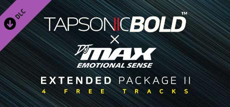 Купить TAPSONIC BOLD - DJMax Online Pack (DLC)