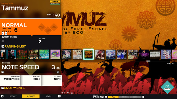 TAPSONIC BOLD - DJMax Online Pack (DLC)
