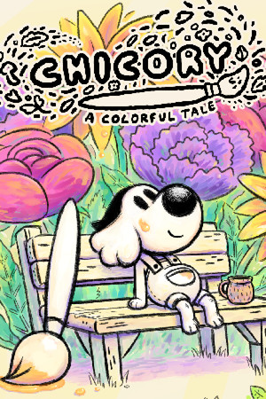 Chicory: A Colorful Tale poster image on Steam Backlog