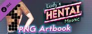 Lady's Hentai Mosaic - PNG Artbook