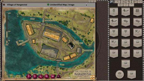 Fantasy Grounds - The Raven's Call (5E) (DLC)