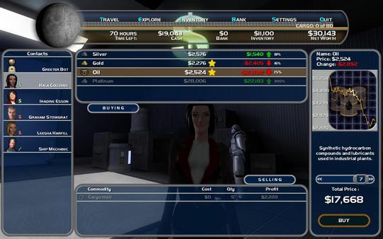 Скриншот из Space Trader: Merchant Marine