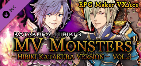 Купить RPG Maker VX Ace - Hibiki Katakura MV Monsters Vol.3 (DLC)