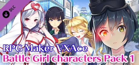 RPG Maker VX Ace - Battle Girl characters Pack 1 on Steam