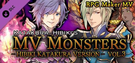 Купить RPG Maker MV - Hibiki Katakura MV Monsters Vol.3 (DLC)