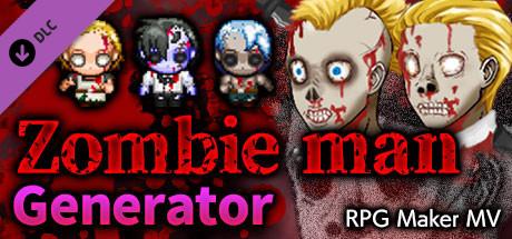 RPG Maker MV - Zombie man Generator