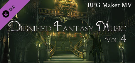 Купить RPG Maker MV - Dignified Fantasy Music Vol.4 - Royal Palace - (DLC)