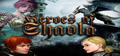 Heroes of Shaola cover art