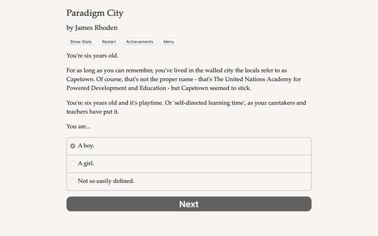 Paradigm City