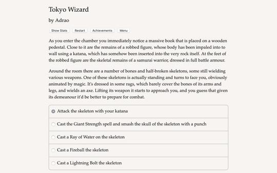 Tokyo Wizard