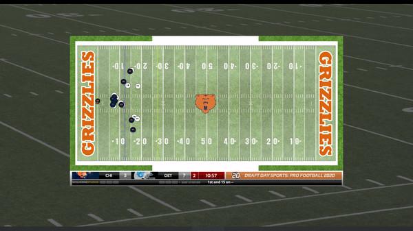 Draft Day Sports: Pro Football 2020
