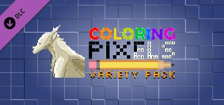 Купить Coloring Pixels - Variety Pack (DLC)