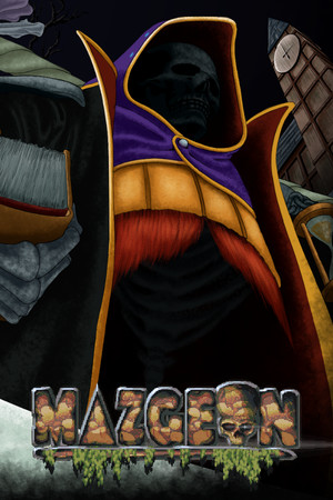 Mazgeon poster image on Steam Backlog