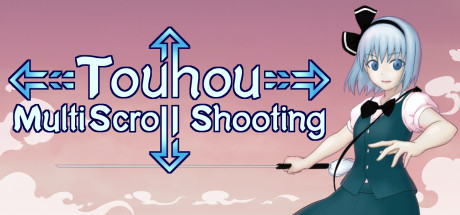 Save 10% on Touhou Multi Scroll Shooting on Steam