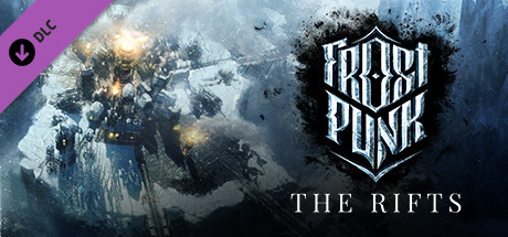 Frostpunk: The Rifts cover art