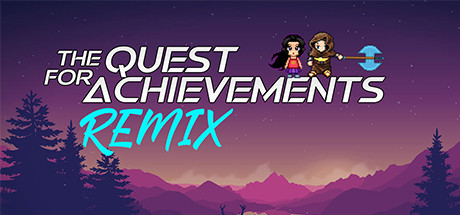 The Quest for Achievements Remix cover art