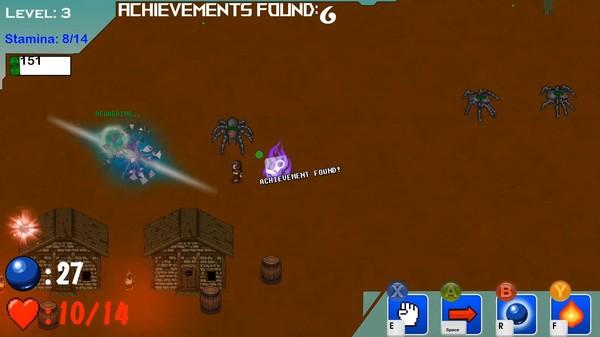 The Quest for Achievements Remix