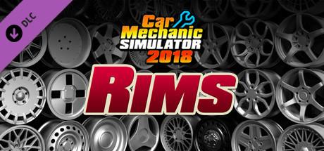 Купить Car Mechanic Simulator 2018 - Rims DLC