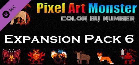 économisez 51 Sur Pixel Art Monster Expansion Pack 6 Sur Steam