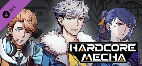 HARDCORE MECHA - Pilot Pack 1