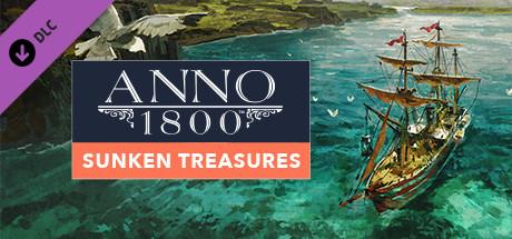 Купить Anno 1800 - Sunken Treasure (DLC)