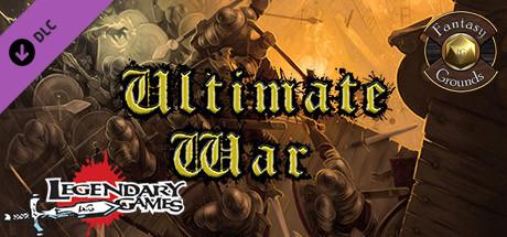 Купить Fantasy Grounds - Ultimate War (5E) (DLC)