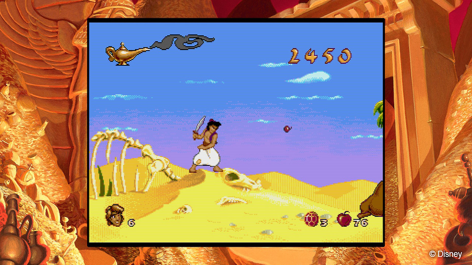 Disney Classic Games: Aladdin and The Lion King [RePack] [2019|Eng|Multi6]