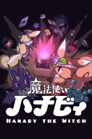 魔法使いハナビィ Hanaby the Witch poster image on Steam Backlog