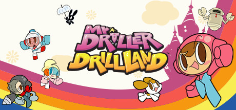 Mr DRILLER DrillLand Capa
