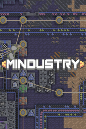 Mindustry poster image on Steam Backlog