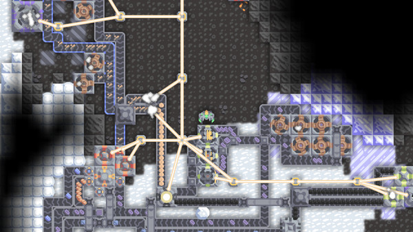 Screenshot of Mindustry