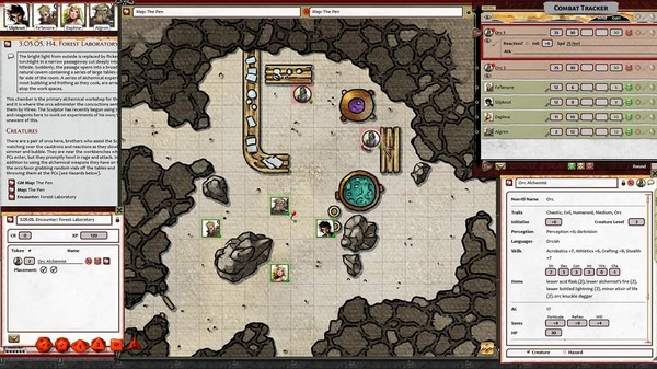 Fantasy Grounds - Pathfinder 2 RPG - The Fall of Plaguestone (PFRPG2) (DLC)